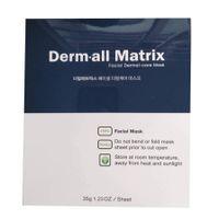 Mặt nạ hỗ trợ dưỡng trắng Derm-All Matrix Hàn Quốc