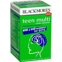 Viên uống Blackmores Teen Multi For Guys của Úc