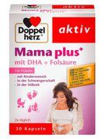 Viên bổ sung vitamin cho bà bầu Doppelherz Aktiv Mama Plus