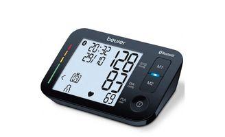 Máy đo huyết áp bắp tay Beurer BM54 Bluetooth của Đức