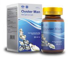 Viên uống hỗ trợ tăng cường sinh lý nam Oyster Man chính hãng