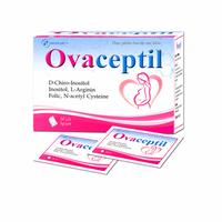Ovaceptil - hỗ trợ sức khỏe phụ nữ chủ định mang thai