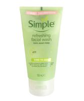 Sữa rửa mặt Simple Kind to Skin Refreshing của Anh