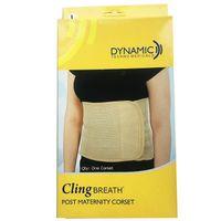Đai nịt bụng Dynamic Cling co giãn 4 chiều thoáng khí