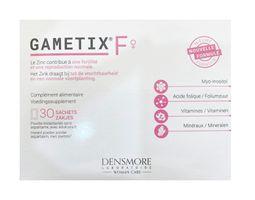 [Tặng que LH] Gametix F hỗ trợ khả năng thụ thai ở nữ giới