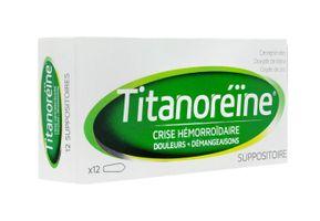 Viên đặt Titanoreine của Pháp hộp 12 viên
