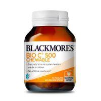 Viên nhai bổ sung Vitamin C Blackmores Essentials của Úc