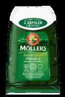 Omega-3 Moller's Forte Z Tranem hỗ trợ bổ sung DHA và EPA