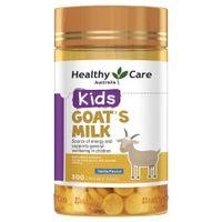 Viên sữa dê Healthy Care Goat's Milk của Úc