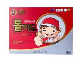 Nước hồng sâm trẻ em ngón tay cái Chong Kun Dang của Hàn