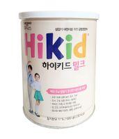 Sữa Hikid hỗ trợ tăng chiều cao cho bé 1-9 tuổi