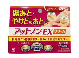 Kem hỗ trợ cải thiện sẹo Kobayashi Nhật Bản (15g)