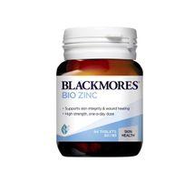 Viên bổ sung kẽm tự nhiên Blackmores Bio Zinc của Úc