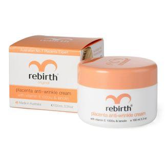 Kem nhau thai cừu Rebirth Anti Wrinkle chính hãng của Úc