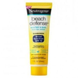 Kem chống nắng beach defense Neutrogena Broad Spectrum SPF 70 29ml