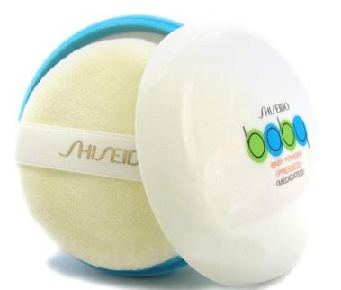 Phấn rôm Shiseido Baby Powder (Nhật) 50g