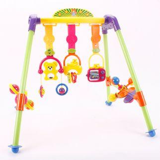Kệ chữ A 889A treo đồ chơi cho bé (loại to, có nhạc)