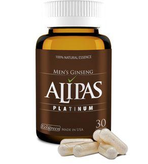 Sâm Alipas Platinum của Mỹ dành cho nam giới