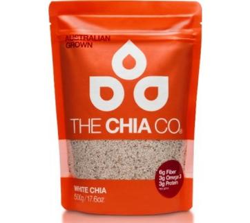 Hạt Chia Úc The Chia Co - White Chia dạng túi 500g