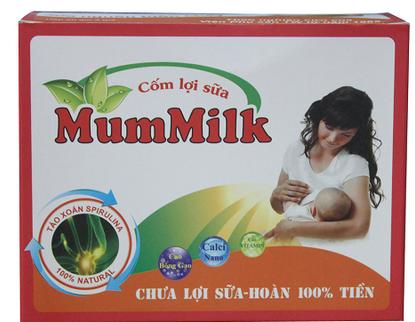 Cốm lợi sữa MumMilk hộp 20 gói x 3g