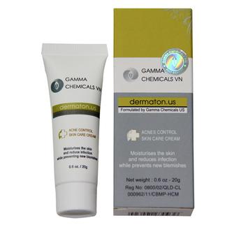 Kem trị mụn Gamma chemicals tuýp 20g