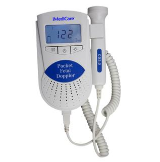 Máy nghe tim thai iMediCare IFD 901 theo dõi nhịp tim thai nhi