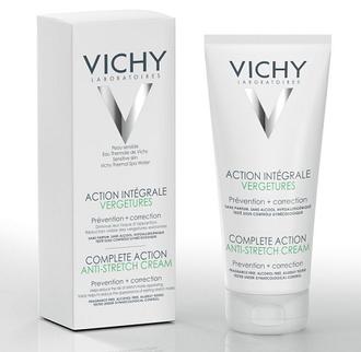 Kem dưỡng giảm nguy cơ rạn da Vichy Complete Action 200ml
