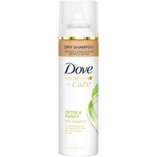 Dầu gội khô Dove Refresh Care - gội đầu nhanh, không cần nước