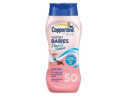 Kem chống nắng cho bé Coppertone SPF50 của Mỹ