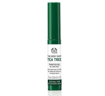 Gel hỗ trợ cải thiện thâm mụn Tea Tree Blemish The Body Shop