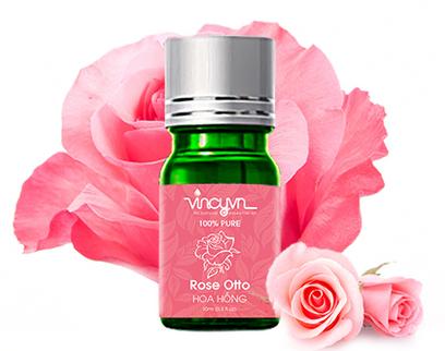 Tinh dầu hoa hồng nguyên chất Rose 10ml