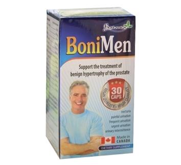 Viên uống BoniMen hỗ trợ sức khỏe nam giới