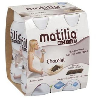 Sữa bầu Matilia mẹ khỏe, thai nhi tăng cân lốc 4 hộp