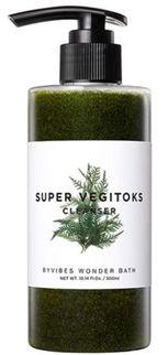 Sữa rửa mặt rau củ hỗ trợ thải độc Super Vegitoks Cleanser