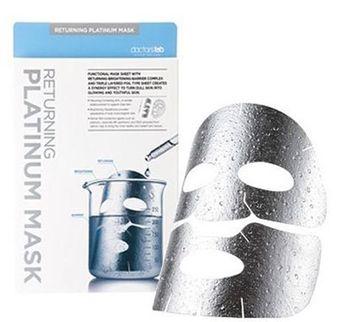 Mặt nạ dưỡng trắng Returning Platinum Mask Hàn Quốc