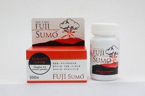 Viên Uống Fuji Sumo cho nam của Nhật Bản