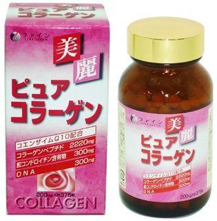 Fine Pure Collagen Nhật Bản Giúp Da Mịn Màng Tươi Trẻ