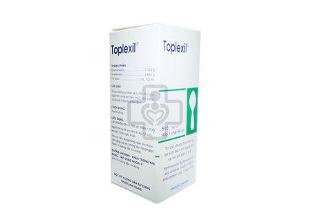 Thuốc Siro Ho Toplexil (90ml) dành cho người lớn và trẻ em