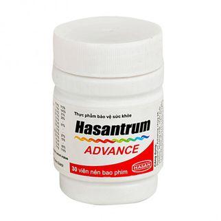 Thuốc bổ sung Vitamin và khoáng chất Hasantrum Advance
