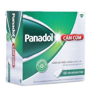 Thuốc Panadol Cold Flu- Giảm cảm cúm không gây buồn ngủ