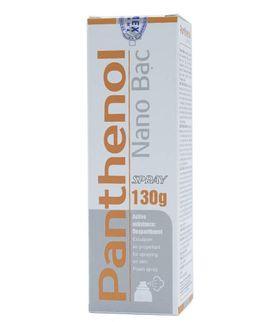 Xịt bỏng Panthenol spray hỗ trợ làm lành các vết thương trên da