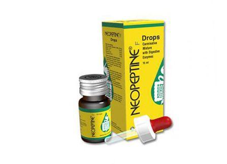 Dung dịch Neopeptine hỗ trợ tiêu hóa 15ml- Xuất xứ Ấn Độ