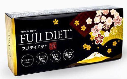 Fuji Diet - Viên Uống Hỗ Trợ Cải Thiện Cân Nặng Của Nhật
