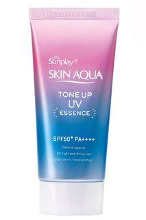 Kem Chống Nắng Skin Aqua Tone Up SPF 50+ PA++++