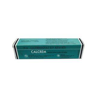 Thuốc điều trị các triệu chứng nấm ngoài da Calcrem (15g)