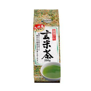 Trà xanh gạo lứt rang Nhật Bản thanh nhiệt, mát gan