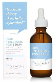 Serum dưỡng ẩm Cosmedica Hyaluronic Acid 60ML Của Mỹ