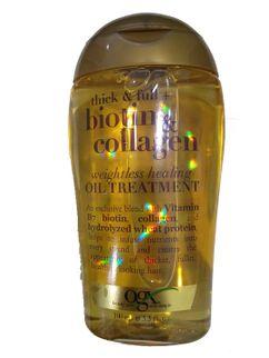 Tinh dầu dưỡng tóc OGX Biotin Collagen 100ml của Mỹ