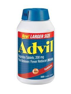 Advil - Hỗ trợ giảm đau hạ sốt của Mỹ