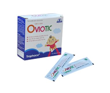 Cốm vi sinh Oviotic Traphaco cho bé gói 1g